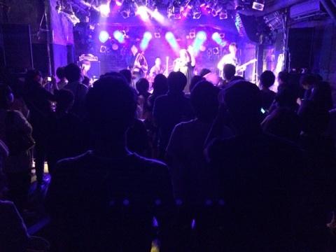 ライブはやっぱり楽しい!