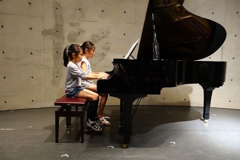 東京・東中野のピアノ教室