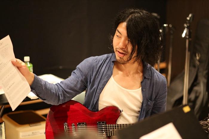 ギター教室講師木村