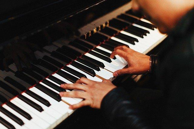 ピアノストレス発散