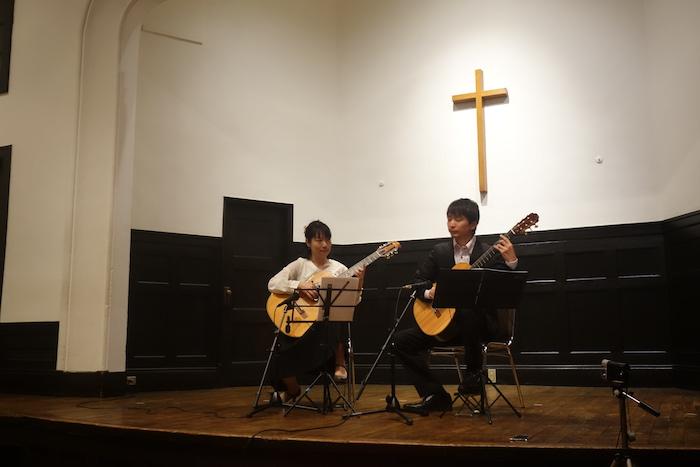 ギター二重奏