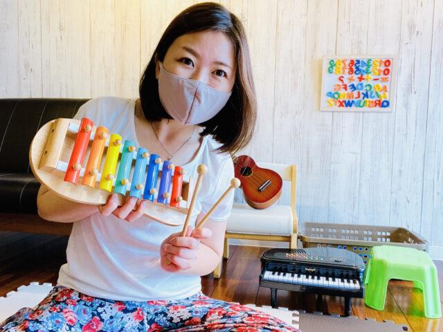 宇多津ピアノ教室リトミック